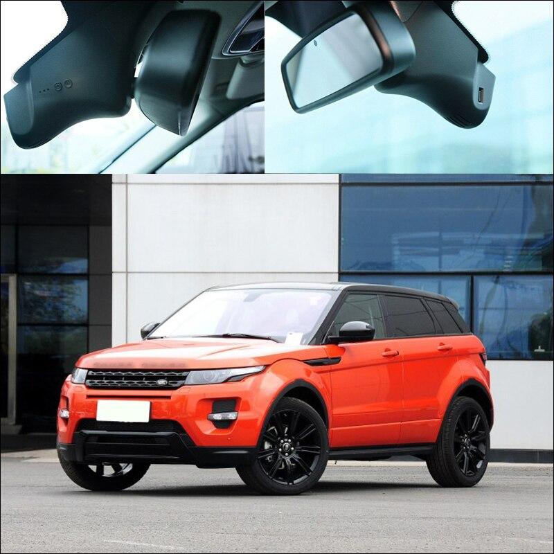 For Land Rover Range Rover Evoque Car DVR Car Driving Recorder Hidden installation wifi Front carmera