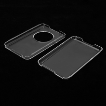 Portable High Quality PC Transparent Classic Hard Case For iPod 80G 120G 160G цена 2017