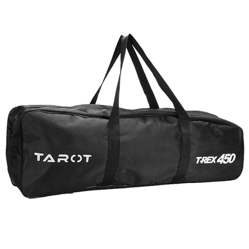 Tarot 450 Bolsa de Campo Dedicado Negro RC Helicóptero de TRANSPORTE TL2646