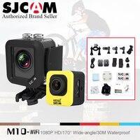 Original SJCAM M10 Series M10 WiFi Helmet Action Sports DV Cameras Waterproof Case 1080p HD Camcorder