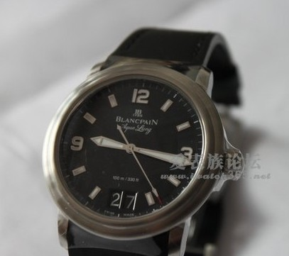 Blancpain Aqua Lung 2850b 1130 64b Putin Lung Cancer Awareness Ribbon Blancpain Watchlungs Organ Aliexpress