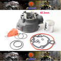 2014 New 40.3MM 50cc Cylinder for YAMAHA AM6 ,Necessary modification, Free Shipping!