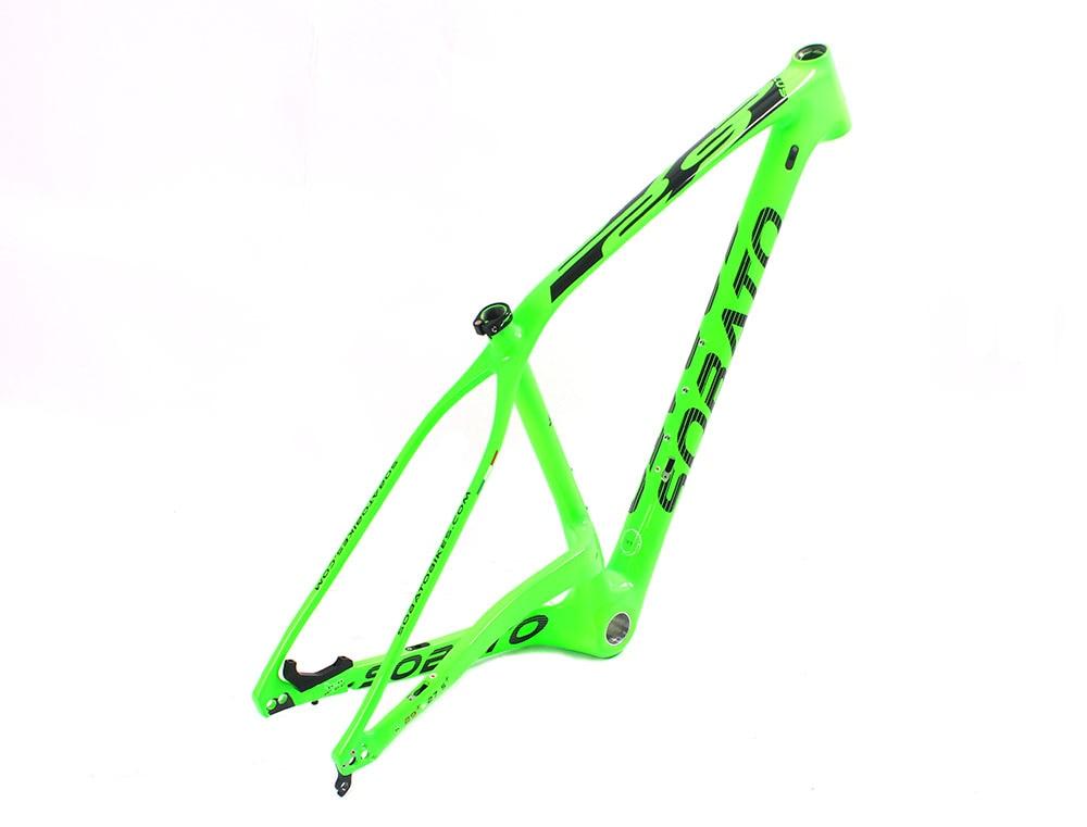 ᐊSobato color verde Hardtail 29er montaña grande tamaño 20 pulgadas ...