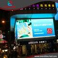 P10 Открытый Полноцветный Большой СВЕТОДИОДНЫЙ Экран Завод в Китае