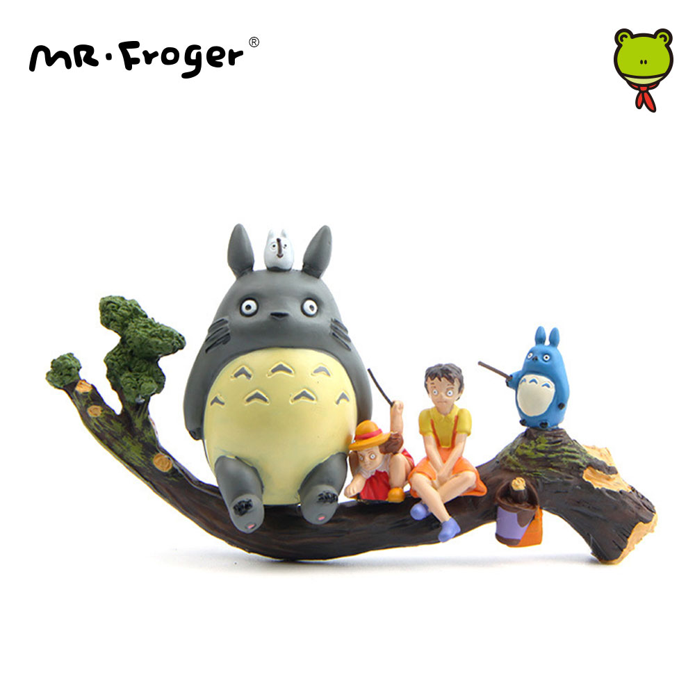 Mr. Froger Zweige Angeln Mini Garten Dekoration Miniatur Action Figure DIY  Mini Figma Figur Japanische Anime Figuren Spielzeug In Mr. Froger Zweige  Angeln ...