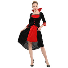 Halloween Sensations Queen of The Vampiress Costume Adult Women Carnival Mardi Gras Party Fancy Dress