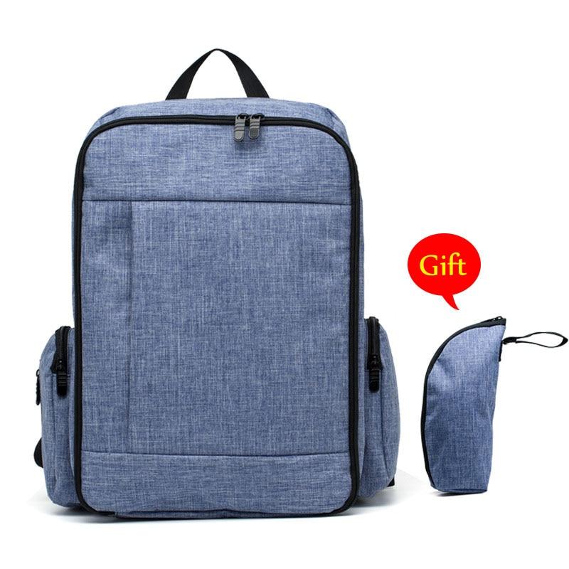 Diaper Bag for Mommy Maternity Nappy Backpack Baby Stroller Pram Organizer Nursing Changing Bag to Travel Care Bolsa Maternidade