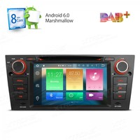 XTRONS 1 Din 7 Android 6 0 Octa 8 Core Car DVD Player For BMW 3