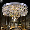 Factory Wholesale Luxury High End Lighting Fixtures Wholesale Crystal Led Modern Living Room Ceiling Lights Rmy