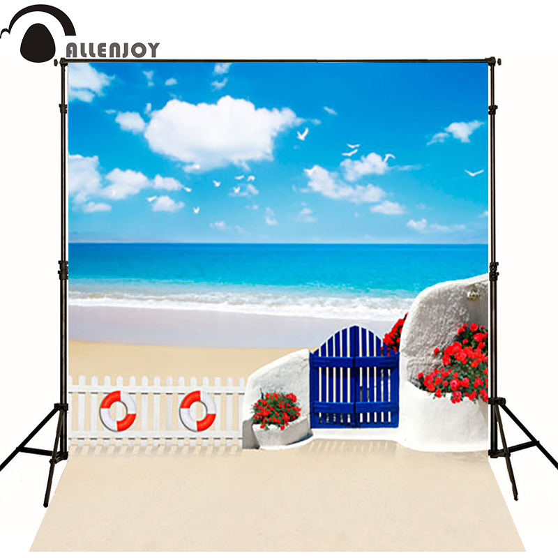 10*20feet(300*600CM) photography background fotografia photo background Sea beach swimming laps photography backdrops 5 6 5feet 150 200cm sketchpad photo sea photography backdrops photography background fotografia photo background