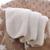 Dos capas de Bebé Pesado Gris de Coral Blanco Y Sherpa Polar Manta Manta de la Estrella Estrella Edredón Manta del Tiro