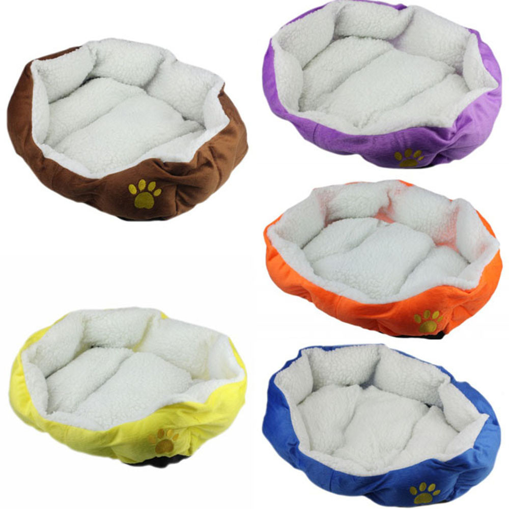 2018 Kennel Fleece Warm Winter Soft Sofa Mats Rabbits Hamster Sleep Bag House Nest Pad Cat Puppy Bed For Small Dogs dogs #0227
