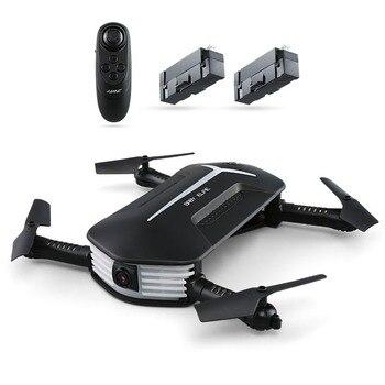 JJR/C H37 Mini BEBÊ ELFIE 4CH 6-Eixo Zangão 2.4G Wi-Fi FPV Dobrável RC Quadcopter Com 720 P Câmera Helicóptero RC Brinquedos Ao Ar Livre