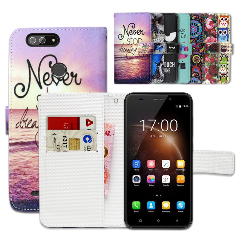 wallet case for Gretel S55 100% Special Luxury PU Leather Flip Cartoon Cover Book case
