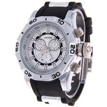 2017years Leisure fashion Top Quality Sport Luxury Watch Men Clock Fashion Casual Big Dial Men Quartz Wrist Watches men fashion business rose gold case big round dial casual quartz wrist watch