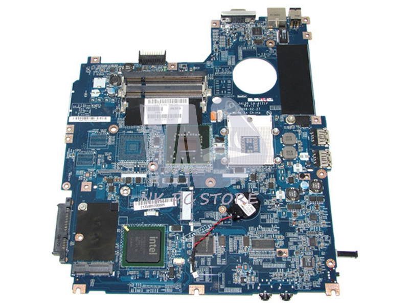 цены JAL30 LA-4121P Main Board For Dell Vostro 1510 GM965 DDR2 with Free CPU J475C