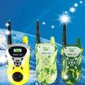 Walkie Talkies niños Niños Juguetes Electrónicos Camuflaje Walkie Talkie Portátil Radio de Dos Vías de Intercomunicación
