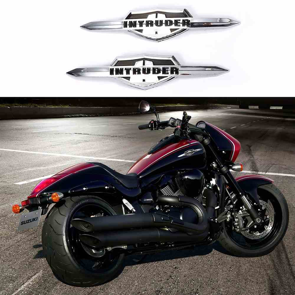 online kaufen gro handel suzuki intruder emblem aus china. Black Bedroom Furniture Sets. Home Design Ideas