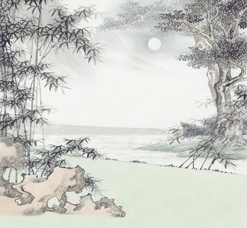 Ancient Chinese Background