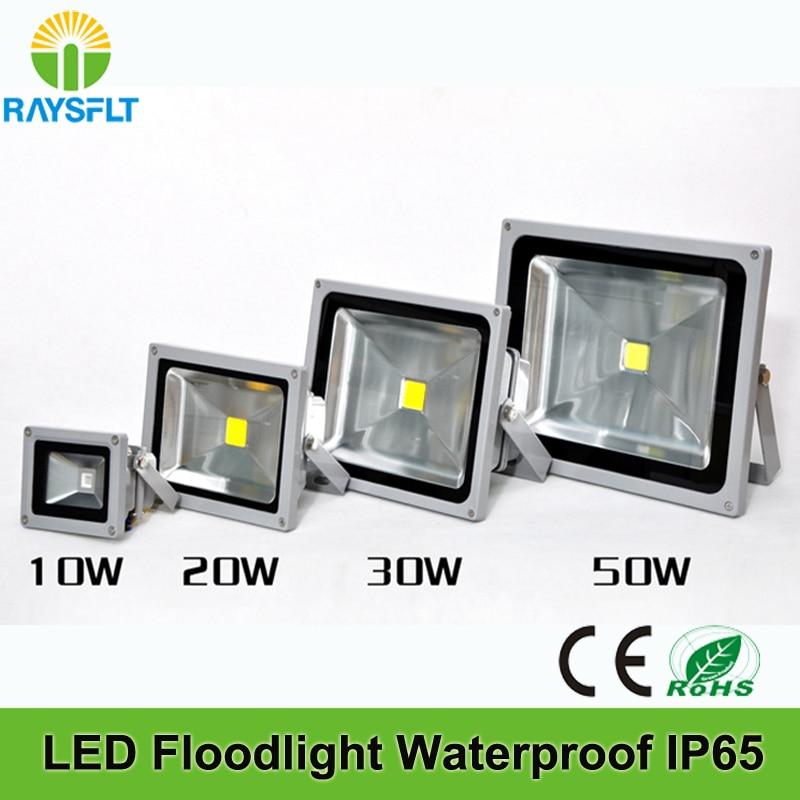 Online Shop Outdoor LED FloodLights 4pcs Waterproof LED Flood Light  Spotlight Outdoor Garden Lawn Light 10w 20w 30w 50w LED Wall Floodlight |  Aliexpress ...