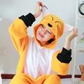 Cute Fox Pajamas Anime Cosplay Costume Unisex Adult Onesie Sleepwear