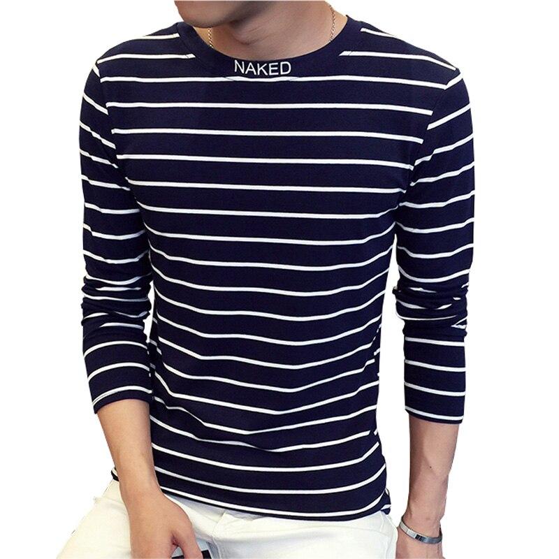 New Design Special High Collar Men's T Shirt Fashion Trend Long ...
