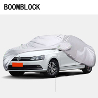 BOOMBLOCK Sedan XL Car covers for VW Passat B5 B6 B7 B8 CC Citroen C5 Skoda Superb Camry Peugeot 407 508 Saab 9 5 Audi A4 B8