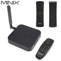 Newest MINIX NEO U9 H Android 6 0 1 TV Box Amlogic S912 H Octa Core