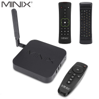 Newest MINIX NEO U9 H Android 6 0 1 TV Box Amlogic S912 H Octa Core
