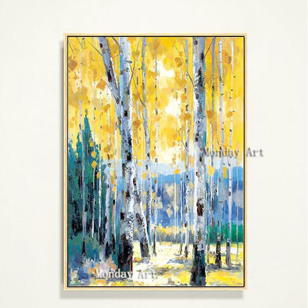 100-Hand-painted-Modern-scenery-Art-Oil-Painting-On-Canvas-Wall-Art-Wall-Adornment-pictures-Painting