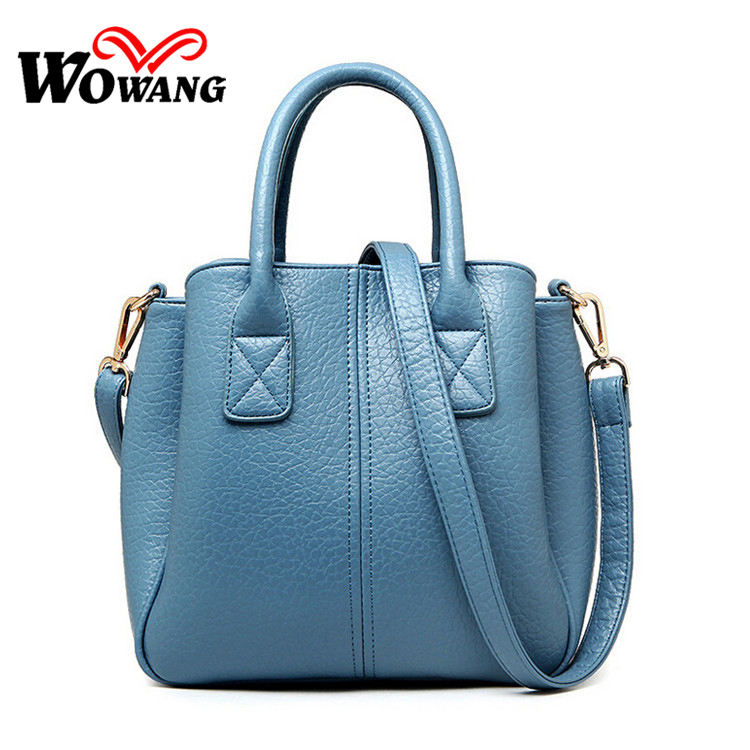 2016 New Women Leather Handbag Ladies Brand Shoulder Crossbody Bag Luxury handbags women bags Designer Messenger bag Tote Bolsas high quality women messenger bags ladies tote shoulder bag woman brand leather handbag crossbody bag with lock designer bolsas