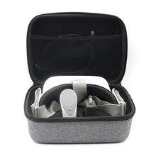 Aplicável para oculus go máquina integrativa de vr receber caixa de bolsa fácil de transportar