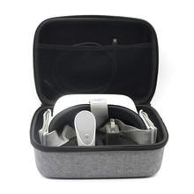 Toepassing op oculus gaan VR integratieve machine ontvangen doos handtas gemakkelijk te dragen
