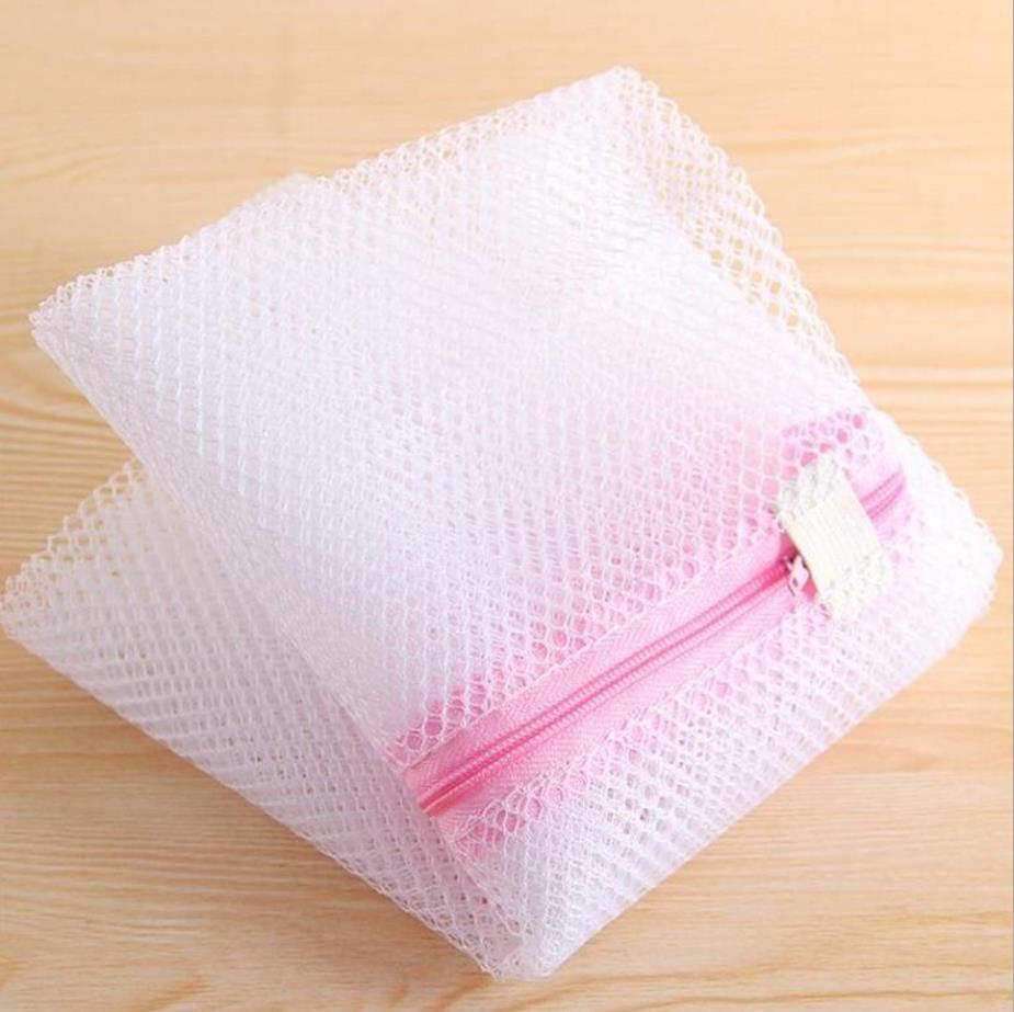Factory Direct Home High Quality Fine Mesh Laundry Bag Storage Bag New Soft Clothing Bra Underwear Wash Bag Fine Mesh Wholesale
