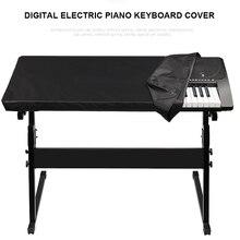«Лучшее» электронная цифровая фортепианная клавиатура крышка Пылезащитная Прочная Складная для 88 61 Ключ 889