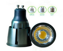 цена на FREE SHIPPING  5W/7W/10W MR16 GU10 E27 COB LED Spot Light Spotlight Bulb Lamp High power lamp AC85-265V/DC12V