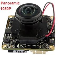 CCTV Mini full HD 1080P IP Camera Audio Input With External Pickup Microphone ONVIF P2P Security Home Indoor surveillance Cam