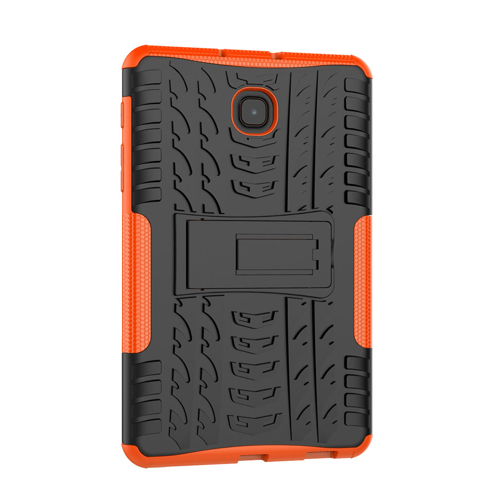 Shockproof Case For Samsung Galaxy Tab A 2018 T387 SM-T387 8.0 Inch Tablet Case TPU Flip Stand Cover Case With Kickstand