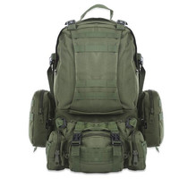 High Quality 50L Large capacity Multifunction Military Backpack Camouflage Molle Army Backpacks Rucksack Men Travel Backpack