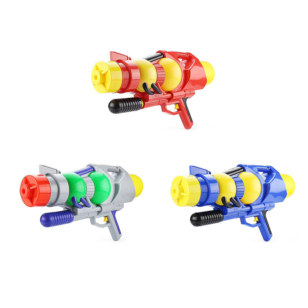 MrY Sports Game Shooting Pistol High Pressure Soaker Pump Action Outdoor Toy Child Beach Big Water Gun Toys  For Kids Adult