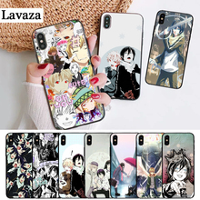 Lavaza Noragami yato Anime Pattern Silicone Case for iPhone 5 5S 6 6S Plus 7 8 11 Pro X XS Max XR