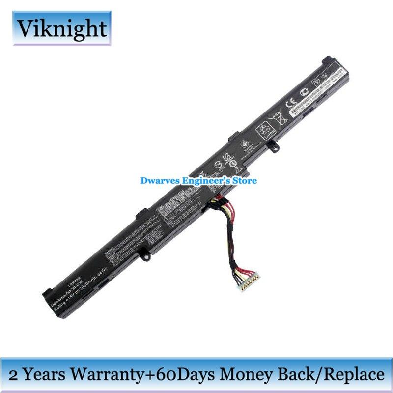 Original A41-X550E Battery For Asus Laptop X750J X550E X450 X450 X450J A450 A450E A450C A450J Battery A41-X550E 2950mAh 44WH сифон alcaplast a41 flexi a41 a71