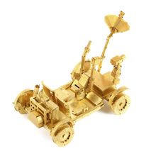 New creative Lunar Module 3D puzzles 3D metal model Creative DIY Apollo Space capsule Jigsaws brain puzzles