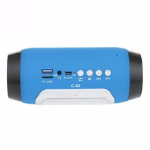 HIFI Portable wireless Bluetooth Speaker Stereo Soundbar TF