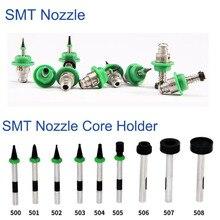 SMT Core Holder TIP 500 501 502 503 504 505 506 507 508 nozzle core for Juki KE2000 2010 2020 2030 Pick And Place Machine