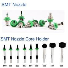 SMT Core Holder TIP 500 501 502 503 504 505 506 507 508 nozzle core for Juki KE2000 2010 2020 2030 Pick And Place Machine цена