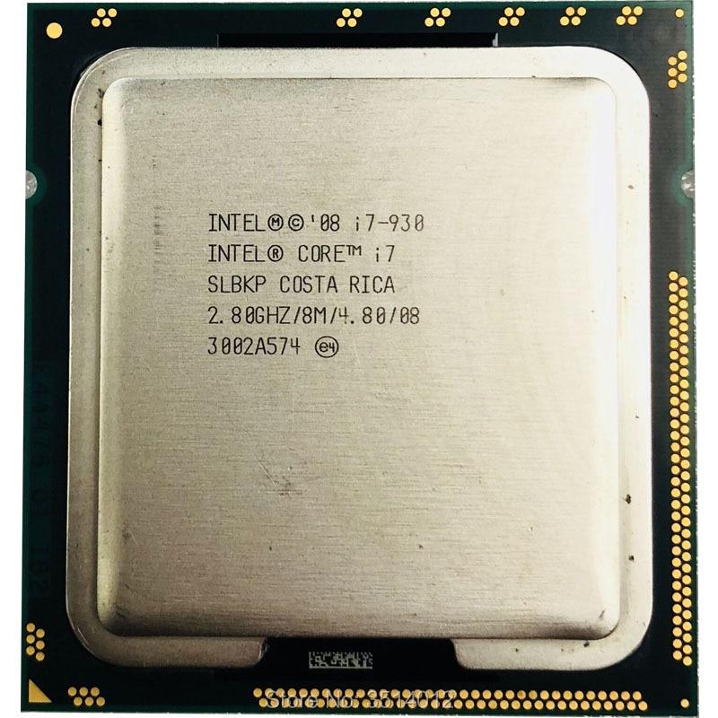 Bảng giá Intel Core i7-930 i7 930 2.8 GHz Quad-Core CPU Processor 8M 130W LGA 1366 Phong Vũ