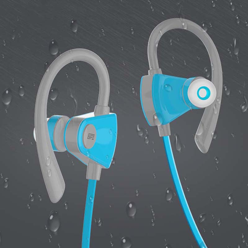 YPZ A9 Bluetooth 4.0 Deporte Auricular Manos Libres Inalámbrico Bluetooth Headset auriculares Deportes Auricular de Bluetooth Del Gancho Del Oído