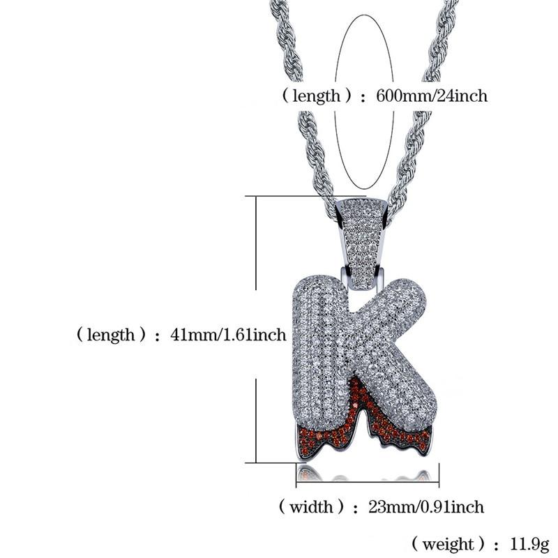 bubble letter necklace54