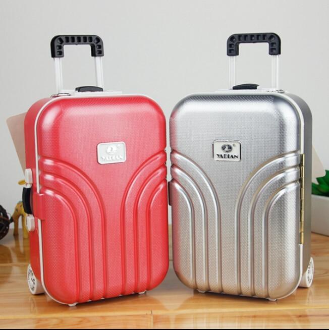 2016 suitcase type dancing girl Musical font b Box b font Imitation wooden font b music